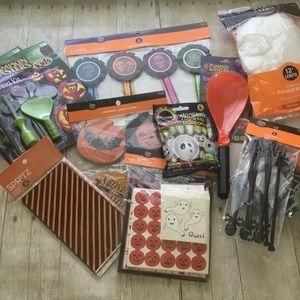 Halloween Party Supplies Bundle 👻 🎃